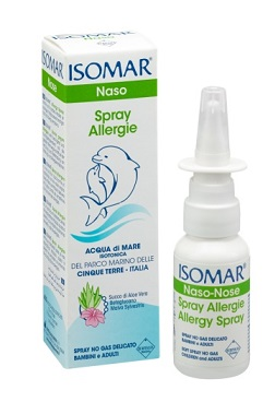 ISOMAR NASO SPRAY ALLERGIE 30 ML - Spacefarma.it
