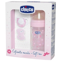 CHICCO GIFT SET GIRLS - Farmapage.it