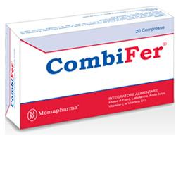 COMBIFER 20 COMPRESSE - Farmacia Massaro