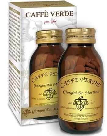 CAFFE' VERDE 180 PASTIGLIE - Farmacia Castel del Monte