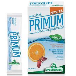 Specchiasol Primum Dren Mini Drink Gusto Arancio 15 Bustine Liquide Monodose - Parafarmacia la Fattoria della Salute S.n.c. di Delfini Dott.ssa Giulia e Marra Dott.ssa Michela