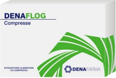 DENAFLOG 20 COMPRESSE - Farmaseller