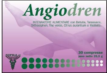 ANGIODREN 30 COMPRESSE - Farmaseller