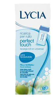 LYCIA CERA PERFECT TOUCH RULLO RICARICA - Farmaconvenienza.it