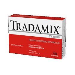TRADAMIX TX 1000 ASTUCCIO 16 COMPRESSE DUE BLISTER 8 COMPRESSE - Turbofarma.it