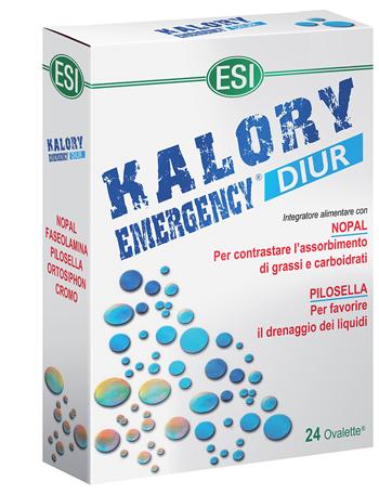 ESI KALORY EMERGENCY DIUR 24 OVALETTE - Farmafamily.it