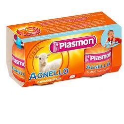 PLASMON OMOGENEIZZATO AGNELLO 4 X 80 G - COSIMAX SRLS