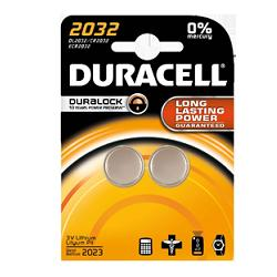 DURACELL SPECIALITY 2032 2 PEZZI - Farmapc.it