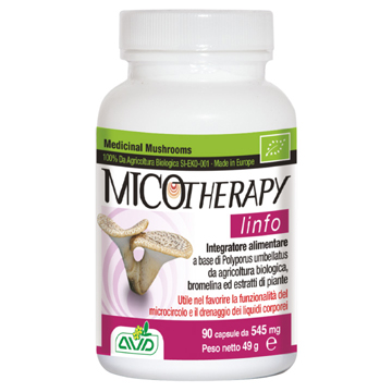 MICOTHERAPY LINFO 90 CAPSULE - Spacefarma.it