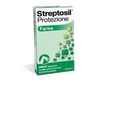 STREPTOSIL PROTEZIONE FERITE SPRAY 30 ML - Farmacia Bartoli