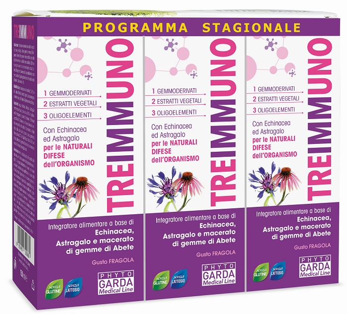 TREIMMUNO 2+1 OMAGGIO 3X150 ML - Biofarmasalute.it