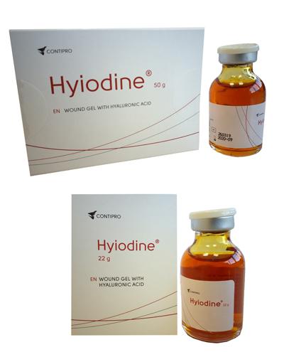 HYIODINE ACIDO IALURONICO E COMPLESSO IODATO 22 G - Farmacia Castel del Monte