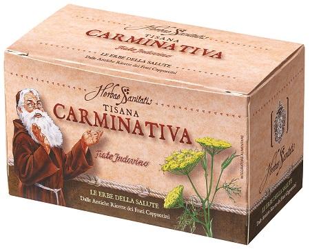 FRATE INDOVINO TISANA CARMINATIVA 20 BUSTINE 2 G
