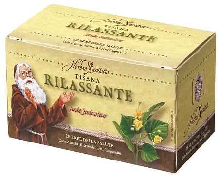 FRATE INDOVINO TISANA RILASSANTE 20 BUSTINE 1,5 G