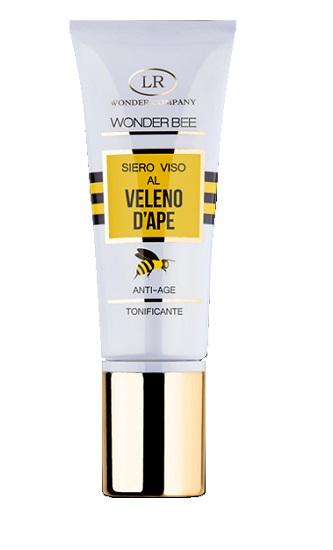 WONDER BEE SIERO VELENO APE ANTI-AGE TONIFICANTE 30 ML - Farmaseller