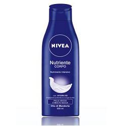 NIVEA BODY CREMA NUTRIENTE 500 ML - Farmaseller