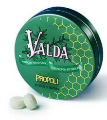 Valda Propoli Pastiglie  50g - Farmaciacarpediem.it