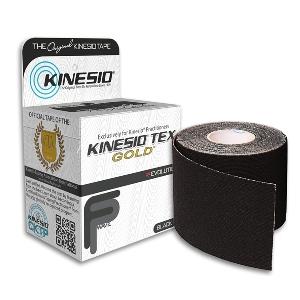 KINESIO TEX GOLD FP W/R BLACK CM 5 X 5 MT 1 PEZZO - Farmastop