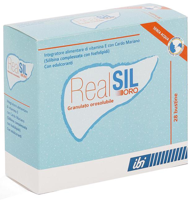 REALSIL ORO 28 BUSTE 28 G - Farmaseller