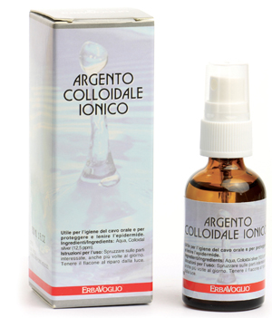 ARGENTO COLLOIDALE 30 ML - Farmabellezza.it