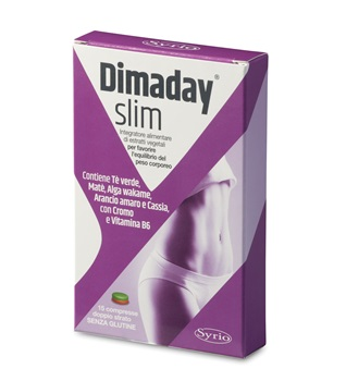 DIMADAY SLIM 15 COMPRESSE - Farmafirst.it