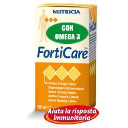 FORTICARE PESCA/GINGER 125 ML X 4 PEZZI - Farmacia Centrale Dr. Monteleone Adriano