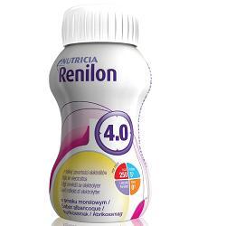 RENILON 4,0 ALBICOCCA 125 ML X 4 PEZZI - Parafarmacia Tranchina
