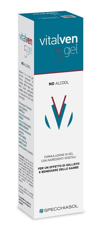 VITALVEN5 GEL 100 ML - Farmapage.it