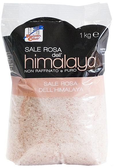 SALE ROSA DELL'HIMALAYA FINO 1000 G - farmaciadeglispeziali.it