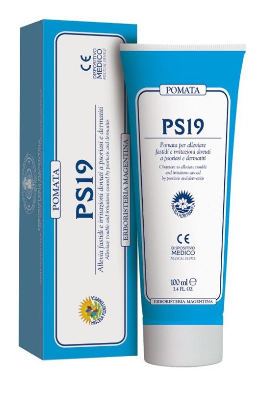 PS19 POMATA 100 ML - Farmacia Castel del Monte