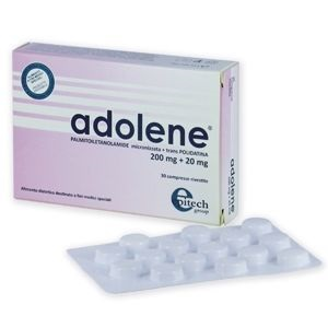 ADOLENE 200MG+20MG 30 COMPRESSE - FarmaHub.it