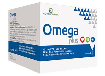 OMEGA PLUS 150 PERLE - Farmabros.it