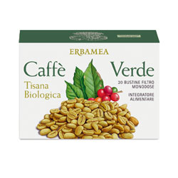 CAFFE' VERDE TISANA 30 G - Farmabellezza.it