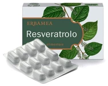 RESVERATROLO 24 CAPSULE 11,76 G - Farmaseller