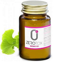 ZEROTOX MEMO D3 30 CAPSULE - Spacefarma.it