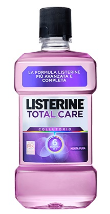 LISTERINE TOTAL CARE COLLUTORIO 500 ML - Farmajoy