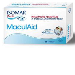 ISOMAR OCCHI MACULAID 20 CAPSULE - Farmacia Giotti