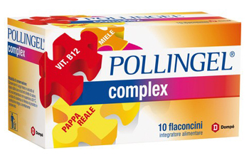POLLINGEL COMPLEX 10 FLACONCINI 10 ML - Farmafamily.it