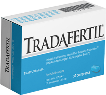 TRADAFERTIL 30 COMPRESSE - Farmia.it