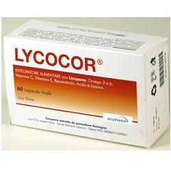 LYCOCOR 60 CAPSULE MOLLI - Zfarmacia