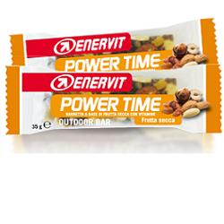 Enervit Power Time Frutta Secca 1 Barretta 35g - Farmacia 33