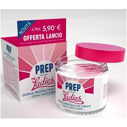 PREP FOR LADIES CREMA DERMOPROTTETTIVA MULTIFUNZIONALE 75 ML OFFERTA SPECIALE - Farmastop