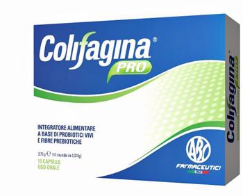 COLIFAGINA PRO 10 CAPSULE - Farmaseller