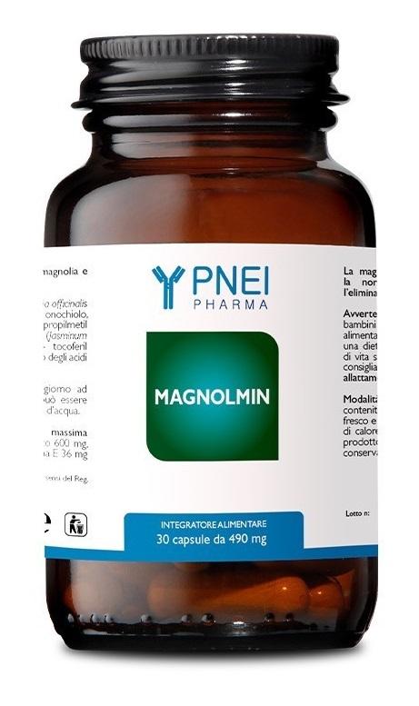 MAGNOLMIN 30 CAPSULE 12 G - Farmaseller