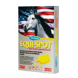 EQUI-SPOT 3 PIPETTE 10 ML - Farmapage.it