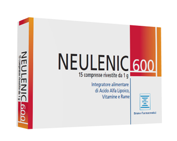 Neulenic 600 Integratore Antiossidante 15 Compresse offerta