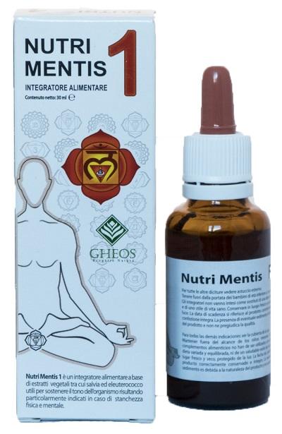 Nutri Mentis 1 Integratore Gocce 30 ml