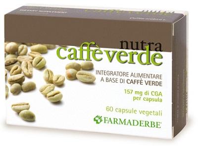 CAFFE' VERDE 60 CAPSULE 28,8 G - FARMAEMPORIO