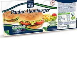 NUTRIFREE PANINO HAMBURGER 180 G - FARMAPRIME