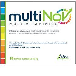 MULTINOV 18 BUSTINE - Farmaseller